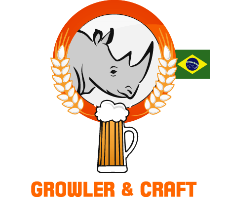 Logo Rino Beer - Growler & Craft Rodapé
